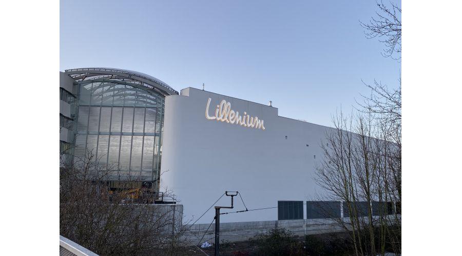 Centre Commercial Lillénium - Lille