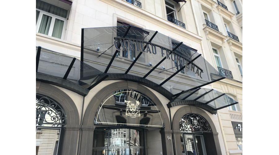 HOTEL**** CHÂTEAU FRONTENAC