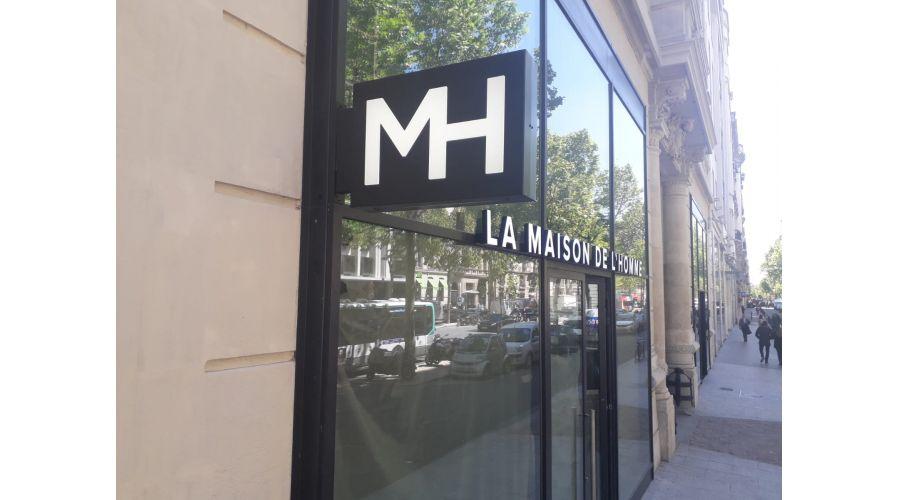 LA MAISON DE L'HOMME