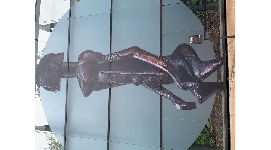 Palissade du Musée du Quai Branly