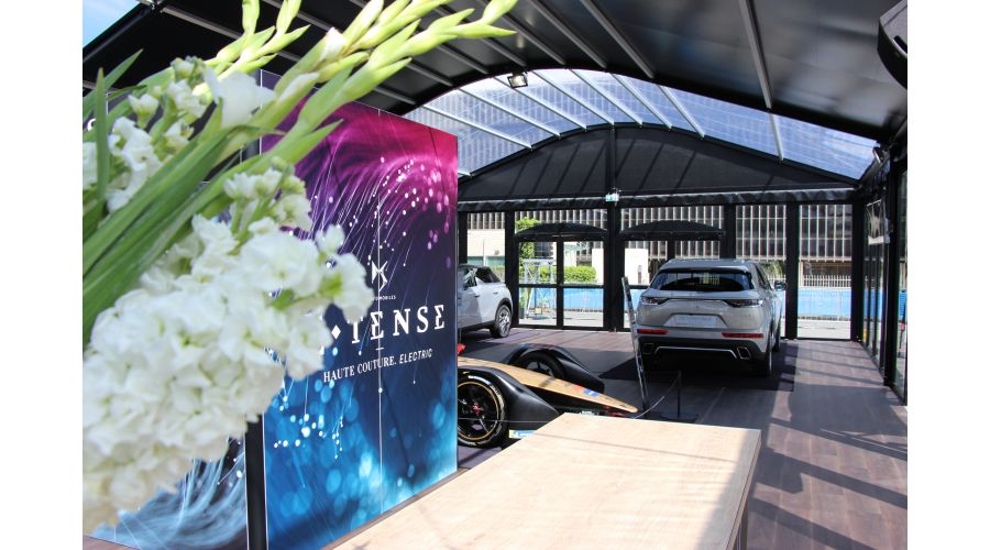 Stand DS Automobiles