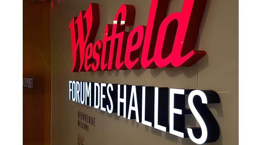 Westfield Forum des Halles/RATP