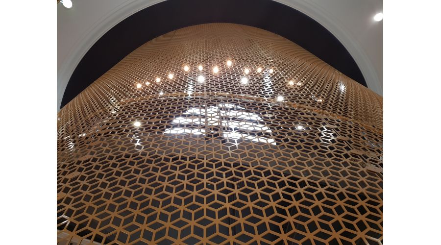 Réhabilitation de la galerie commerciale Passy Plaza
