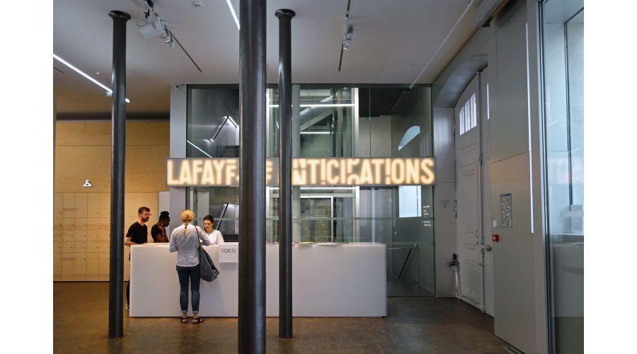 Enseignes Lafayette Anticipations