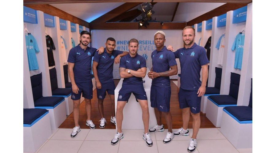 OM Puma : New reveal New marseille