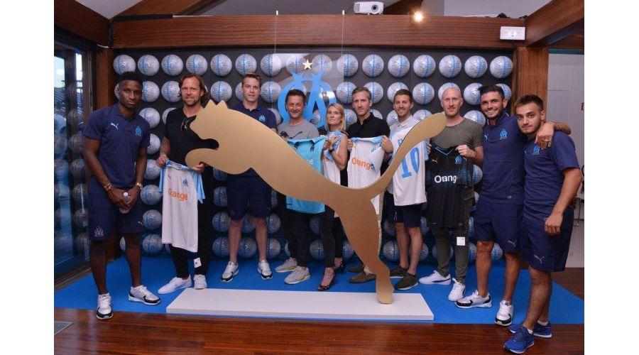 OM Puma : New reveal New marseille